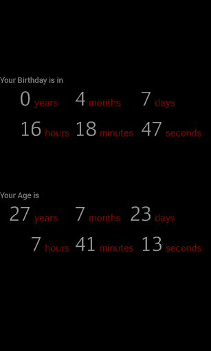 Billionth Second Birthday Free