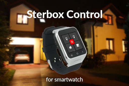 STERBOX Control for smartwatch