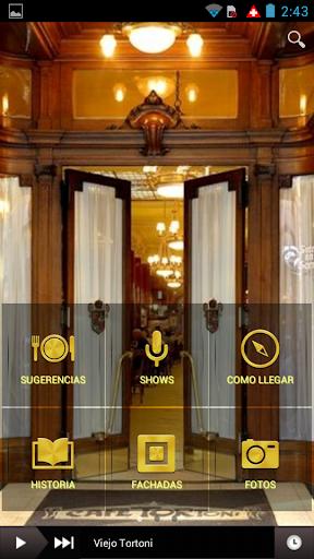 Cafe Tortoni App Oficial