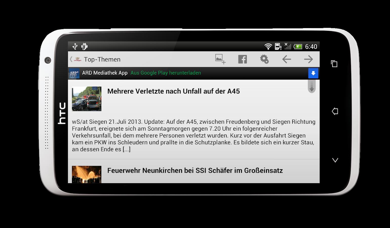 Download Siegen wirSiegen App for android