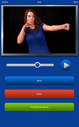 ASL Dictionary - Sign Language image | 12