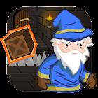 Merlins Adventure - Das 2D Retro Plattform Spiel icon