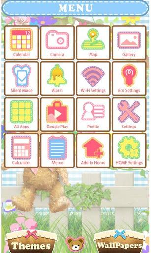 Bear Theme Picnic with Teddy 1.3 Windows u7528 2