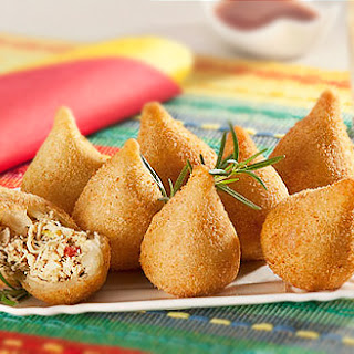 Simple & Easy Coxinhas (Brazilian Chicken Croquettes)