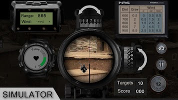 Screenshot of Pro Shooter : Sniper PREMIUM