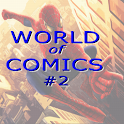World of Comics #2 logo
