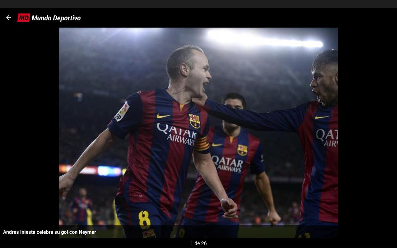 Mundo Deportivo Oficial - screenshot