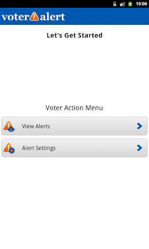 Voter Alert