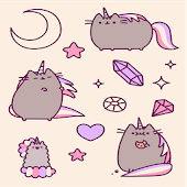 Pusheen Cat Live Wallpaper
