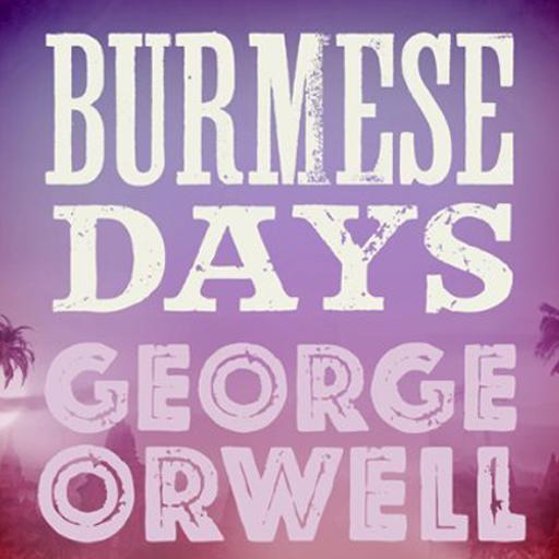 Burmese Days by George Orwell LOGO-APP點子