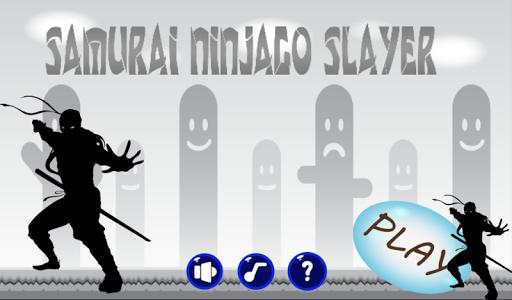 Samurai Ninjago Slayer Shadow
