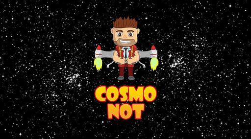 COSMO-Not Jetpack Rush Racer