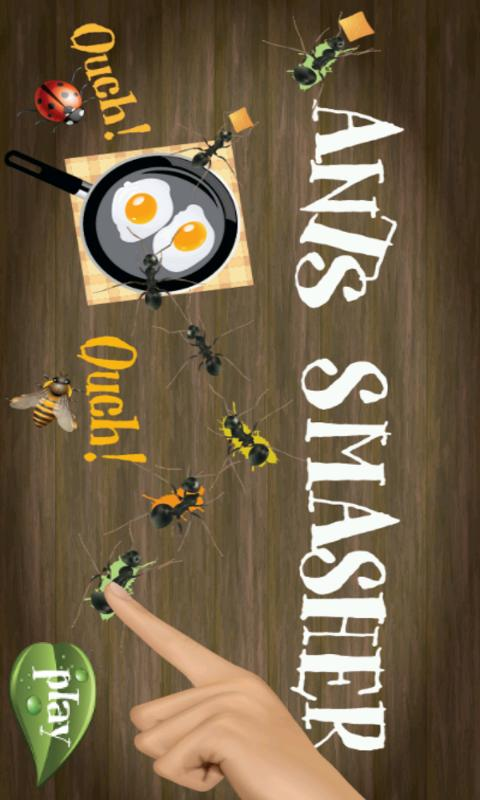 Ants Smasher - screenshot