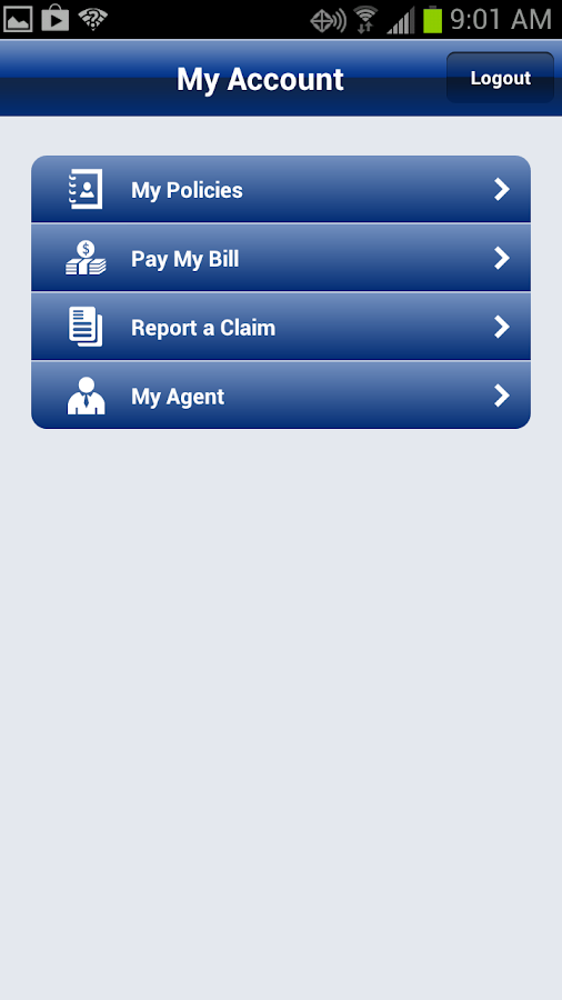 Selective Mobile - screenshot