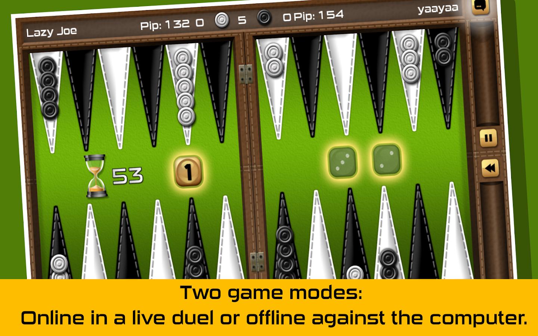 backgammon gold