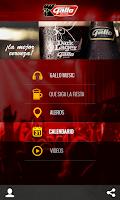 Screenshot of Gallo