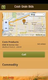 Cash Grain Bids- screenshot thumbnail