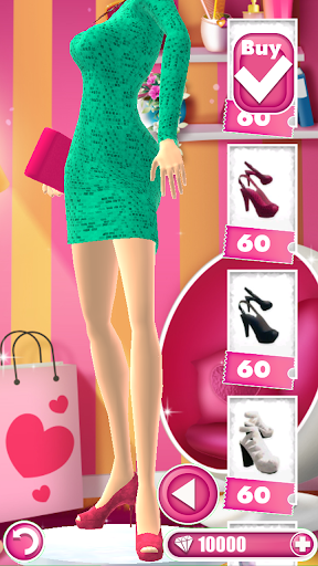 無料生活AppのDress Up Pretty Girls Games 3D|記事Game