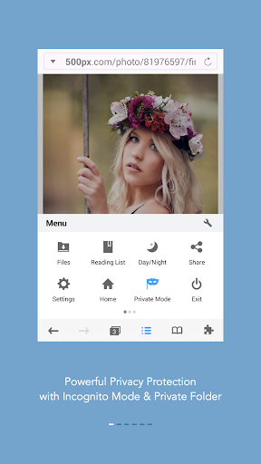 Mercury Browser 1.9.6 APK APK