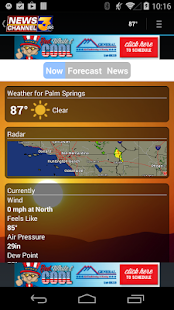 KESQ NewsChannel 3- screenshot thumbnail
