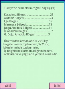 KPSS YGS COĞRAFYA TR. EK. CO-2 - screenshot thumbnail