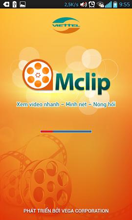 Mclip – Xem, tải Video Viettel 2.3 screenshot 334453