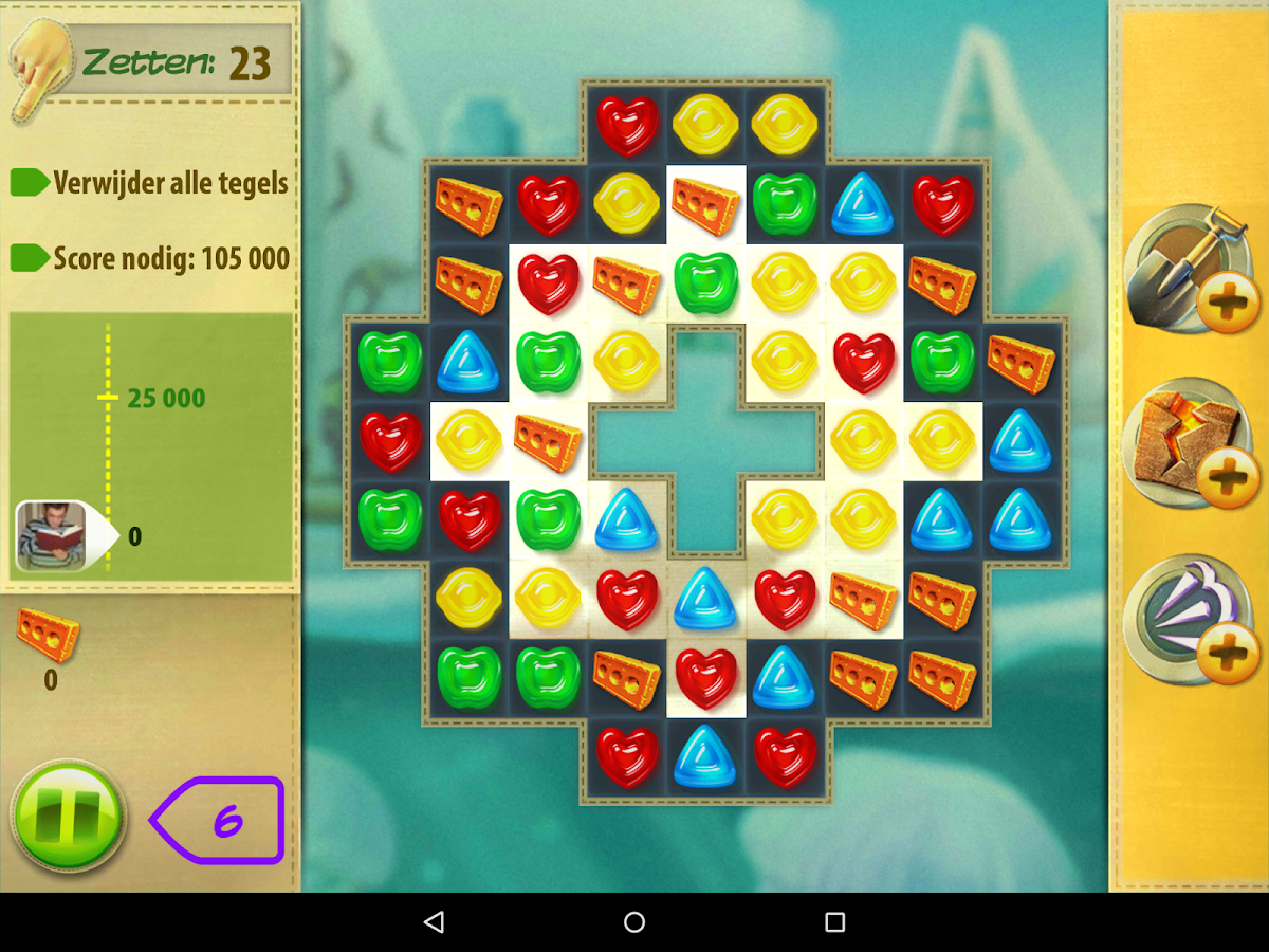 Gummy drop android apps op google play for Gummy drop big fish games