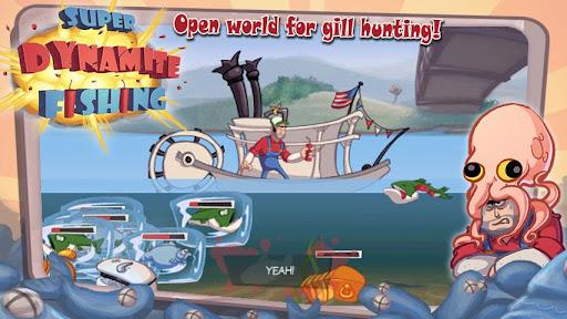 Super Dynamite Fishing Premium  screenshots 2