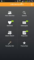 Screenshot of M4marry