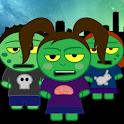 A Zombie live Wallpaper logo