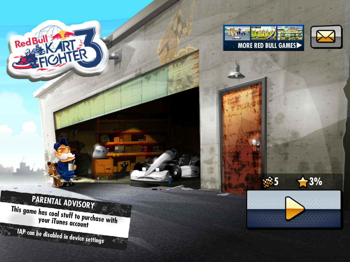 Red Bull Kart Fighter 3 - screenshot