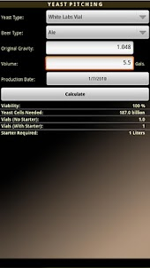 Home Brew Calculators
