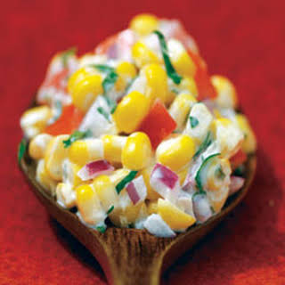 Corn Salad With Mayonnaise Recipes.