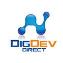 DigDevDirect logo
