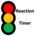 Reaction Timer logo