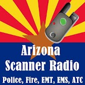 Scanner Radio Arizona FREE