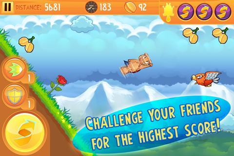 Kew Kew - Sky Glider Squirrel- screenshot