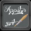 Appleton Font icon