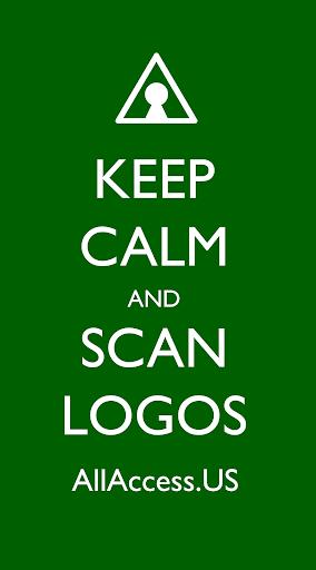 AllAccess Scan Logos QR Codes