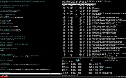 Terminal IDE - screenshot thumbnail