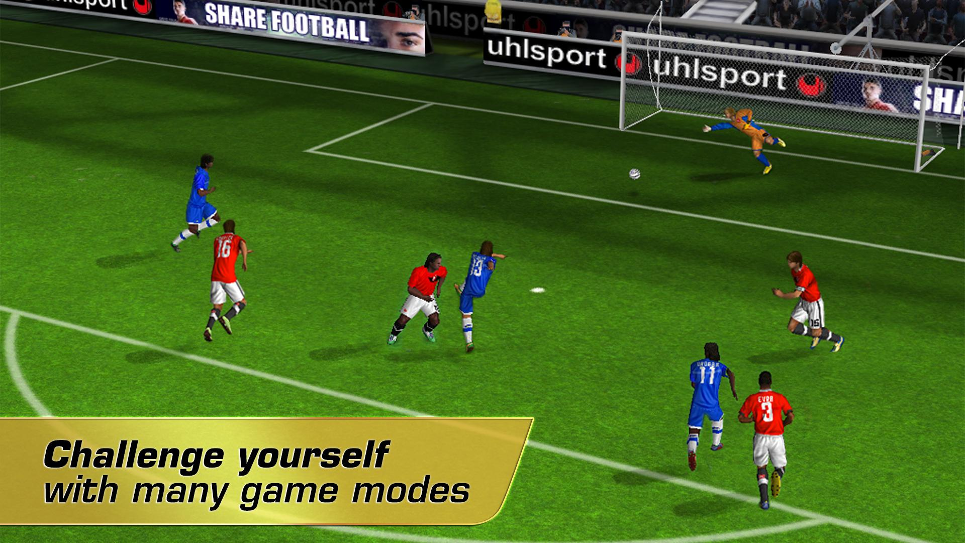 Real Soccer 2012 screenshot #12