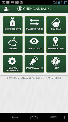 Chemical Bank Mobile Banking