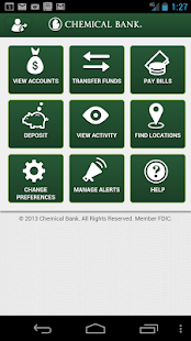 Chemical Bank Mobile Banking - screenshot thumbnail