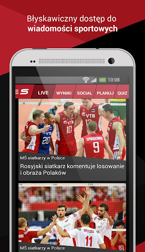 Sport.pl LIVE 2.5.1 screenshots 2
