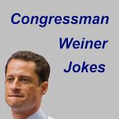 Congressman Weiner Jokes