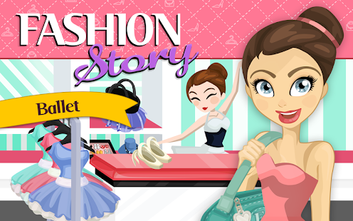 Fashion Story: Ballet- screenshot thumbnail