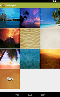 Aloha Icon Pack Screenshot 10