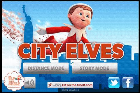 City Elves - Elf on the Shelf® - screenshot