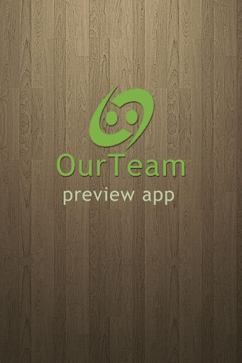 OurTeam Preview