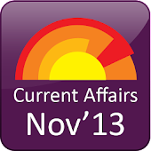 November 2013 Current Affairs